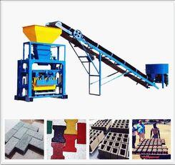 new ITK CHINA 10000 block making machine