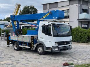 MERCEDES-BENZ Palfinger Bison TK 28 bucket truck
