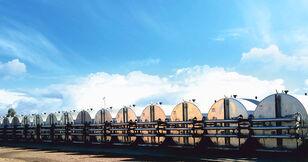 new MARINI tankFALT - система термоизолированных резервуаров и трубопроводо cement silo