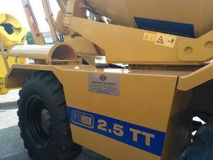 CARMIX 2.5 TT concrete mixer truck