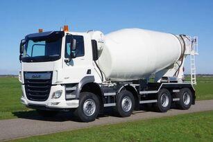 new DAF Betonmixer 12m3 Mulder concrete mixer truck