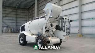new FIORI DB X50 concrete mixer truck