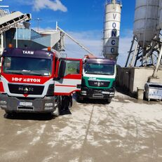 Liebherr  on chassis MAN concrete mixer truck