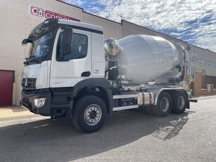 MERCEDES-BENZ Arocs 3540 concrete mixer truck