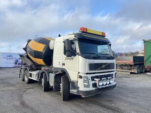 VOLVO FM 380 8x2*4, Euro 5, Mixer 9m3, 2006, *incoming* concrete mixer truck