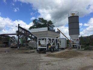 new CONMACH MobKing-30 Mini Mobile Concrete Batching Plant - 30 m3/h concrete plant