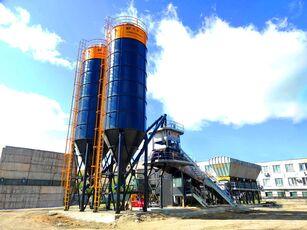 new FABO FABOMIX COMPACT-120 CONCRETE PLANT   CONVEYOR TYPE concrete plant