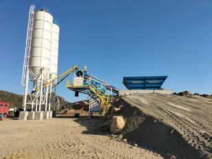 new PROMAX Mobile Betonmischanlage  PROMAX M60 (60m³/h) concrete plant