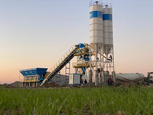 new PROMAX STATIONARY Concrete Batching Plant PROMAX S130-TWN (130m3/h) concrete plant