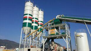 new Plusmix 100m³/hour Stationary Concrete Plant -BETONYY ZAV concrete plant