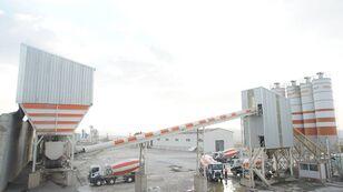 new SEMIX   240 m³/ h concrete plant