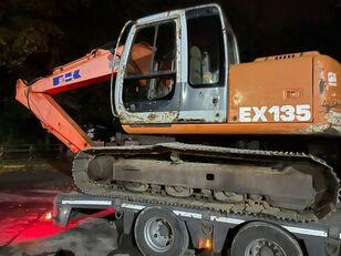 FIAT-HITACHI EX135 tracked excavator
