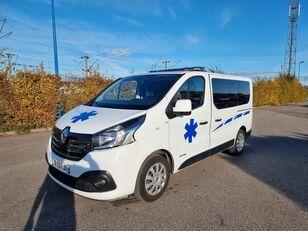 RENAULT TRAFIC L1H1 2016 ambulance